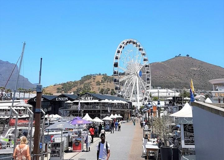 O que fazer na Cidade do Cabo na África do Sul Waterfront