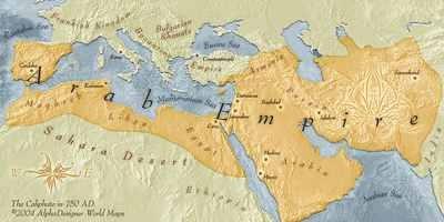 imperiul arab