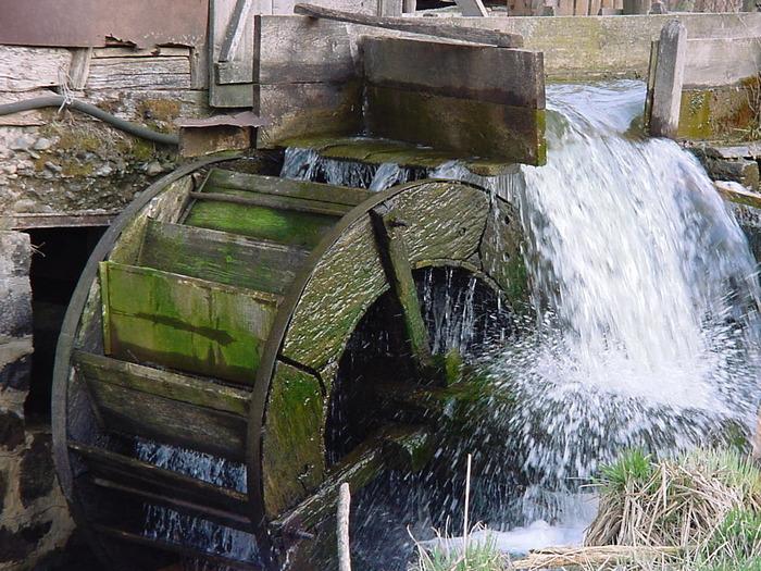 moara de apa