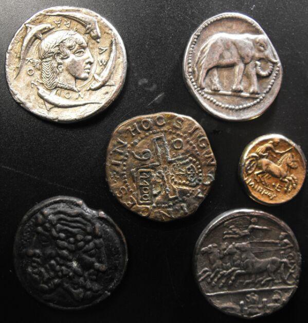 monede siracuzane