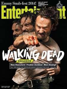 walking dead revista