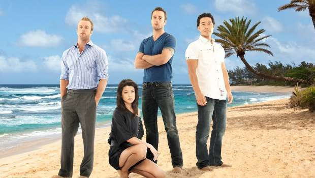{actors name] of the CBS series HAWAII FIVE-0