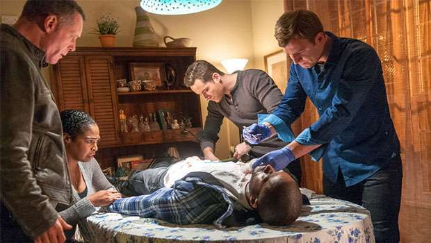 Chicago PD - 2x18 - Get Back to Even