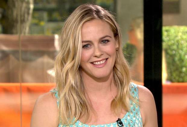 Alicia Silverstone on TODAY June 24, 2015.