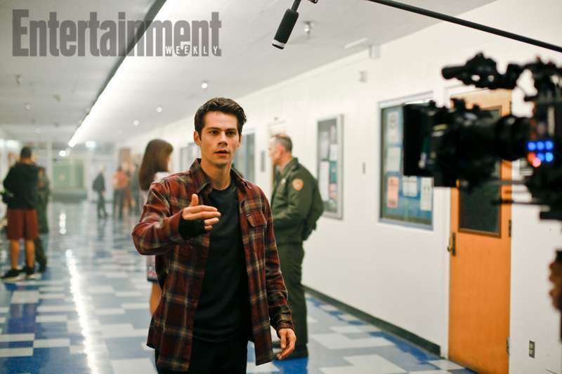 Teen Wolf Season 6, Episode 1 Air date 2016 Pictured: Dylan OíBrien
