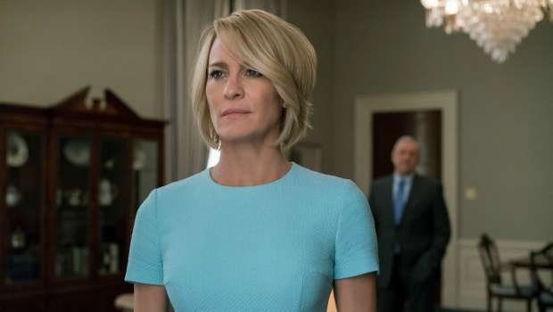Carrie Underwood, House of Cards, Netflix, Robin Wright