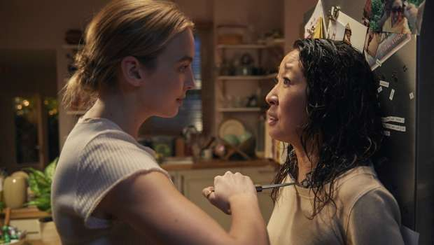 Killing Eve, BBC America, Sandra Oh
