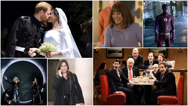 Audiência, Análise de Audiência, Audiência do Casamento Real, The Middle, The Flash, Billboard Music Awards, Law & Order_ SVU