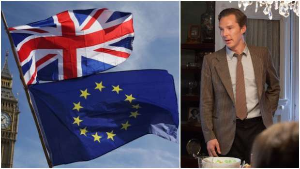 Brexit, Benedict Cumberbatch