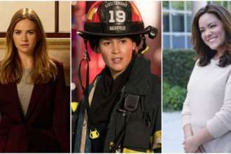 Splitting Up Together, American Housewife, Speechless, Alex Inc., For The People, Station 19, For The People, Alex, Inc