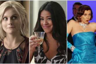 iZombie, Jane The Virgin, Crazy Ex-Girlfriend, Jane