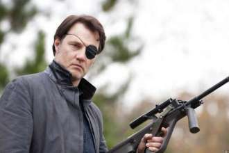David Morrissey, The Walking Dead