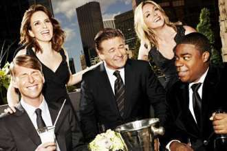 30 Rock, Elenco, NBC