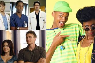 Grey's Anatomy, One Tree Hill e mais: as estrelas de séries que se odeiame One Tree Hill que se odiavam