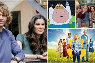 Spoiler, Spoiler Alert, Adventure Time, The Conners, The Good Place