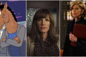 The New York Times, BoJack Horseman, The Good Fight, Homecoming
