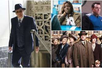 Spoiler, Spoiler Alert, The Blacklist, The Orville, Downton Abbey