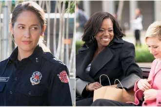 ABC HTGAWM, How To Get Away with Murder, Station 19