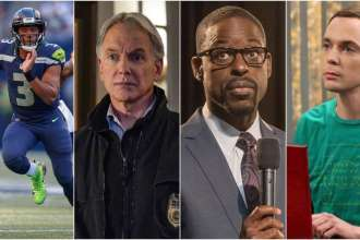 NBC, Sunday Night Football, NCIS, This Is Us, The Big Bang Theory