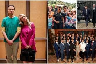 The Big Bang Theory, 9-1-1, Chernobyl, The Bachelorette, Audiência, Análise de Audiência