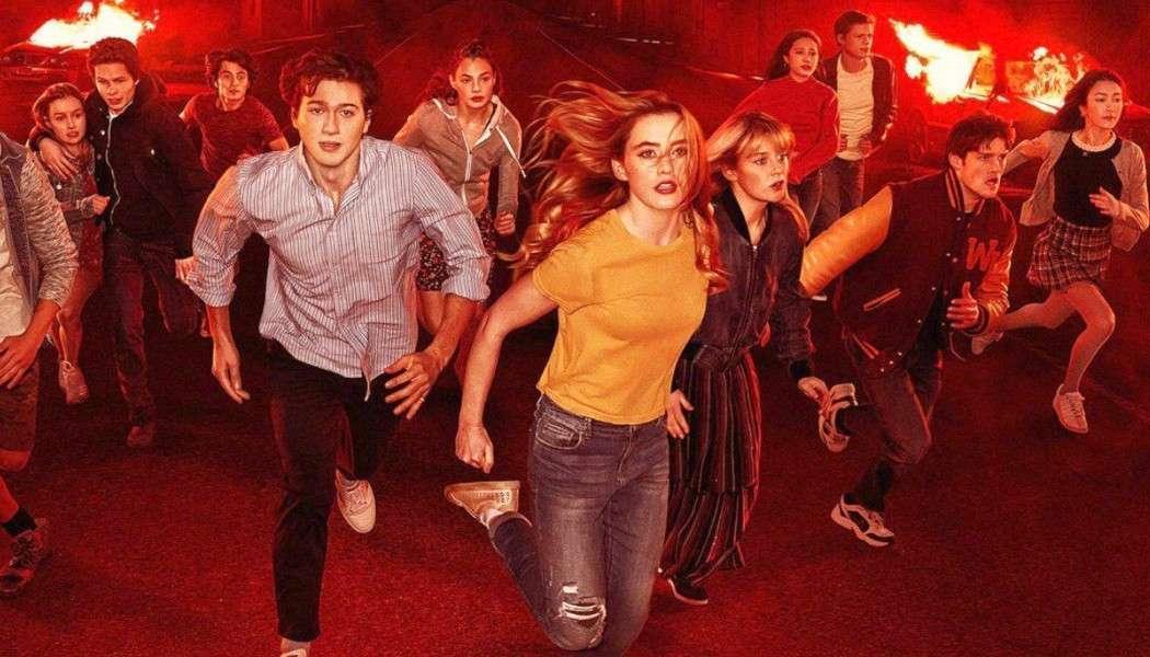 Imagem da série The Society