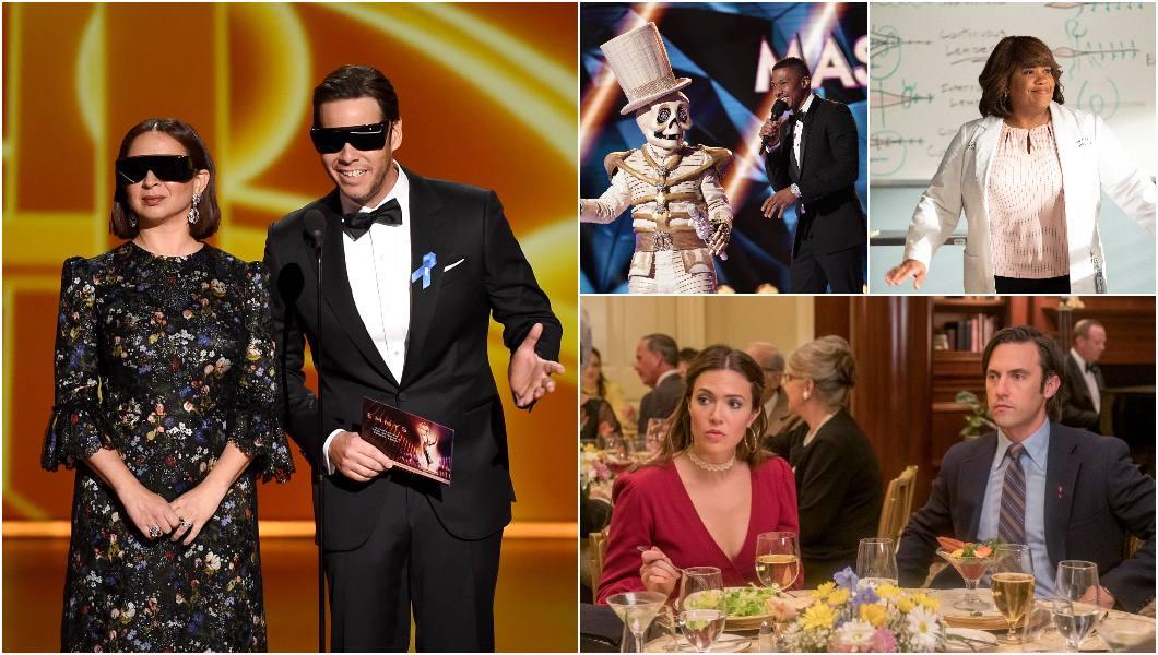 Audiência, Análise da Audiência, TV Aberta, This Is Us, The Masked Singer, Emmy