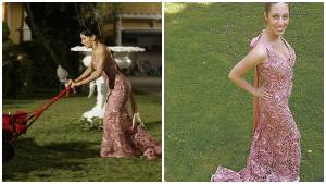 Desperate Housewives, Vestido, Formatura