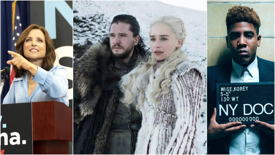Emmy, Emmy 2019, Vencedores, Lista Completa
