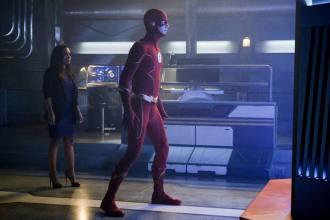 Flash Estreia 6 temporada