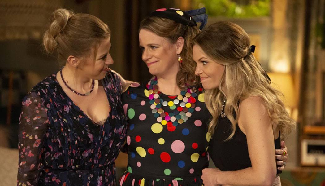 Imagem da 5 temporada de Fuller House