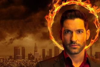 Lucifer Mais assistida Netflix