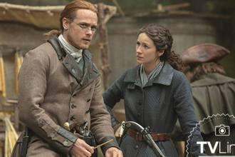 Imagem da 5 temporada de Outlander