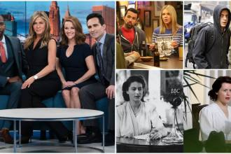 The Morning Show, It's Always Sunny In Philadelphia, Mr. Robot, The Crown