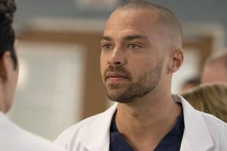 Jesse Williams vai sair de Grey's Anatomy