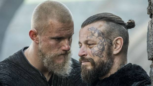 Vikings 6 temporada morte