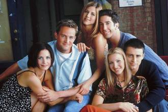 Friends Especial HBO max