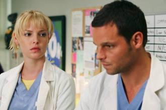 Grey's Anatomy final Alex Izzie
