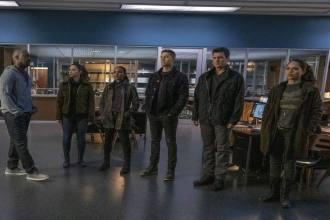 Critica 2x14 The Rookie
