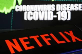 Coronavírus Netflix será impactada