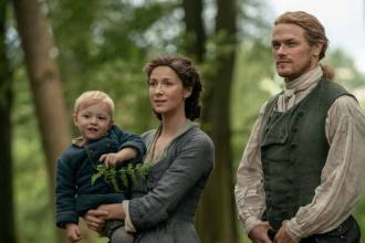 Outlander personagem volta 5 temporada