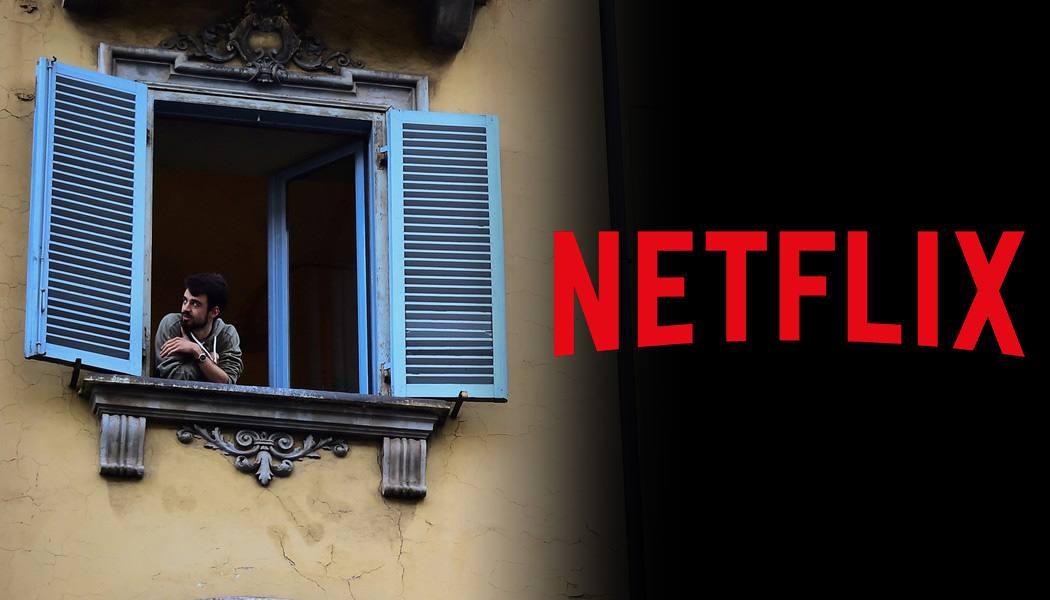 Netflix fará série sobre quarentena do Covid-19