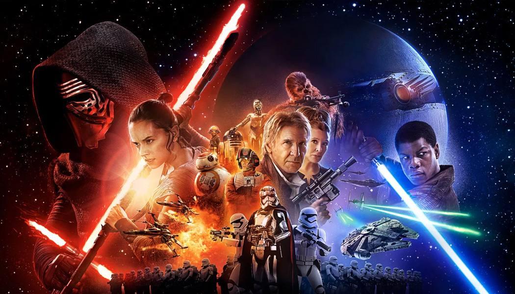 Série do Universo Star Wars Disney +