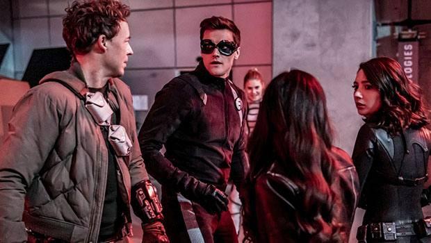 Crítica: 6x19 de The Flash trouxe final satisfatório para 6ª temporada -  Mix de Séries