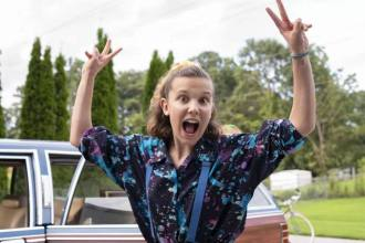 Stranger Things Millie Bobby Brown bissexual