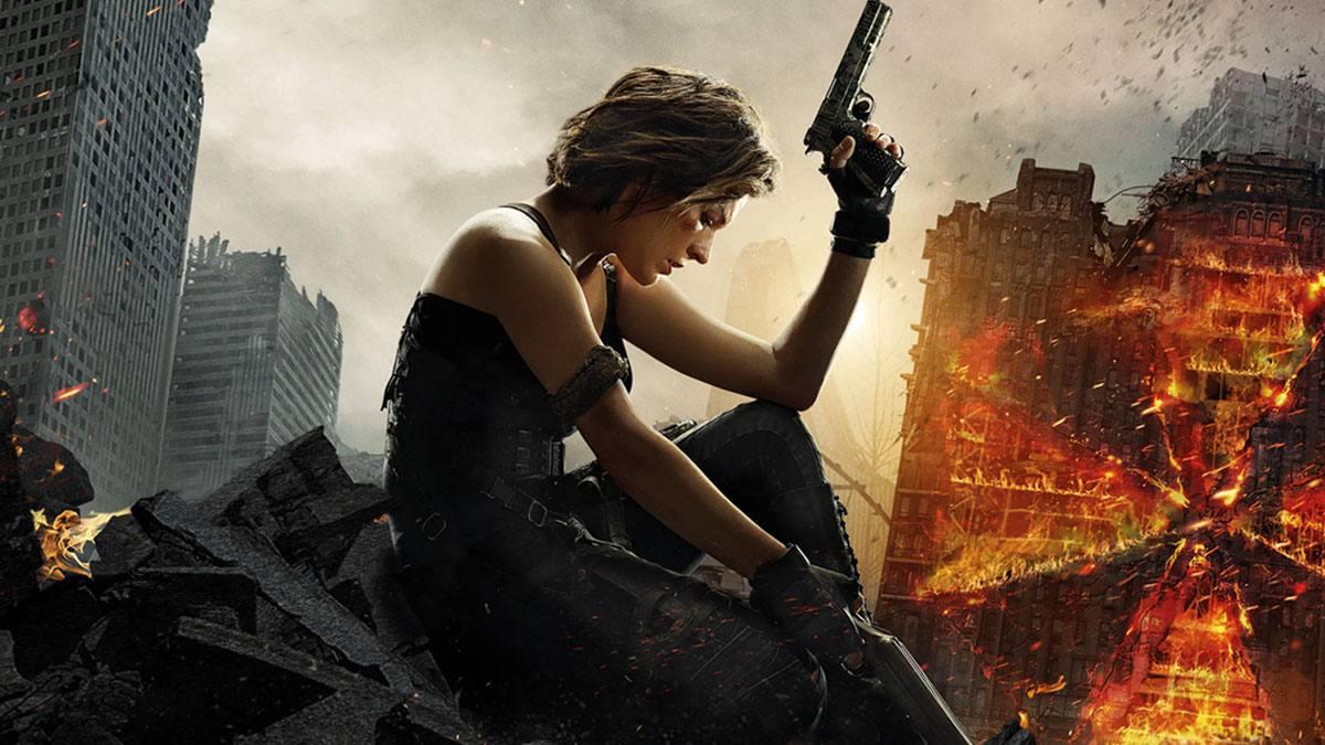 Resident Evil nova série Netflix