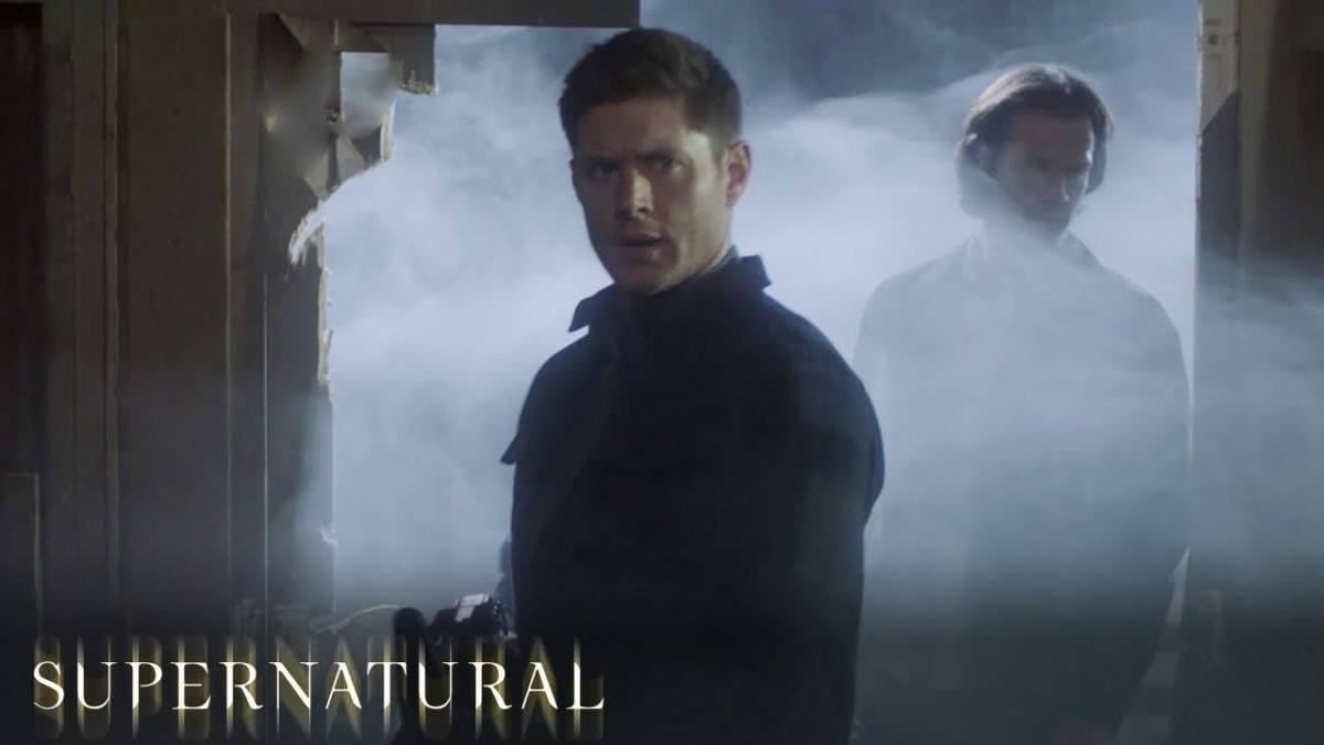 Supernatural trailer episódios finais