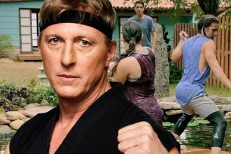 Cobra Kai 3 temporada Johnny