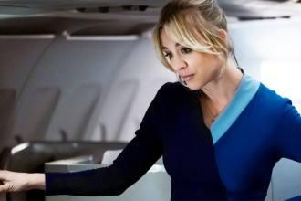 The Big Bang Theory atriz série HBO