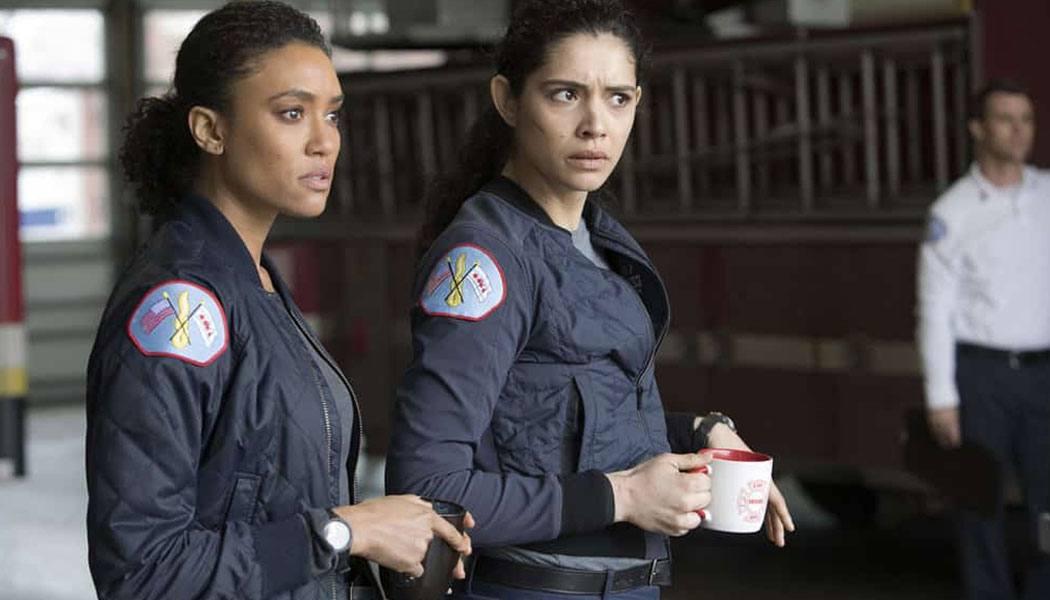 Chicago Fire atriz não aparecerá estreia 9 temporada