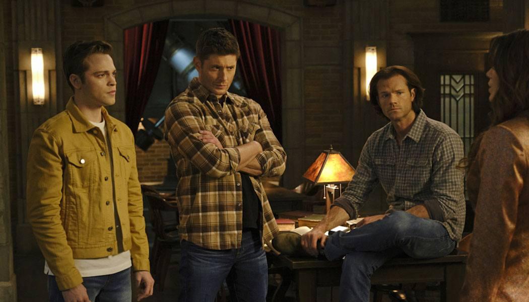 Critica Supernatural 15x17